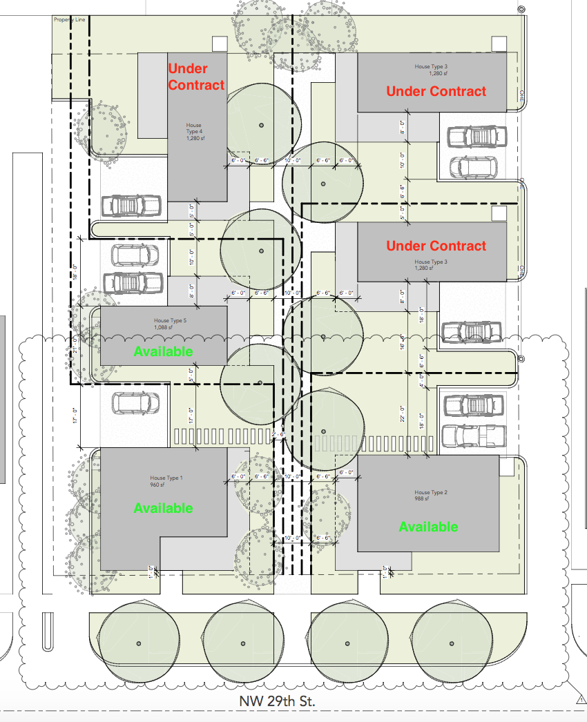 Classen29 site floor plans jpna Home site plan